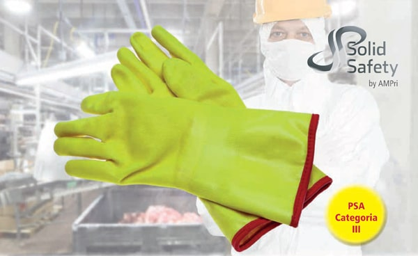 Manusi industriale Solid Safety ChemP Thermo