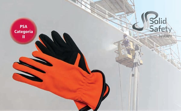 Manusi industriale Solid Safety Tough Special